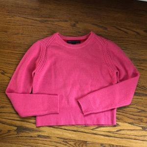 Marc  By Marc Jacobs cherry pink sweater s